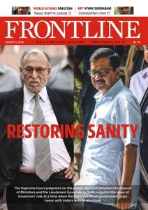 Frontline - August 03, 2018