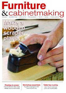 Furniture & Cabinetmaking – August 2018