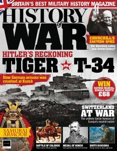 History of War – August 2018
