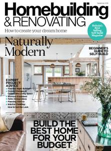 Homebuilding & Renovating – September 2018