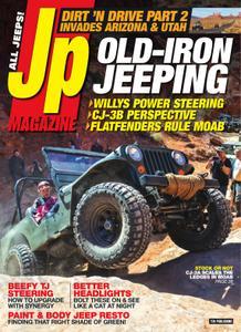 JP Magazine – October 2018