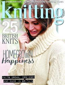 Knitting – August 2018