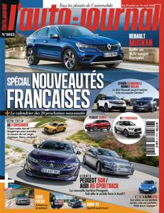 L'Auto-Journal - 20 juillet 2018