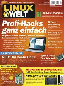 LinuxWelt – August-September 2018