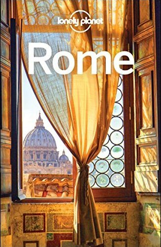 Lonely Planet Rome, 10th Edition