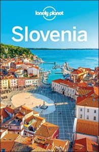 Lonely Planet Slovenia, 8th Edition