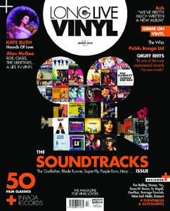 Long Live Vinyl – August 2018