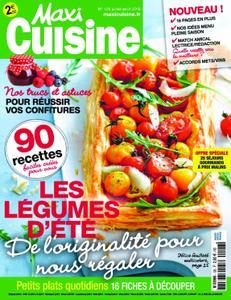 Maxi Cuisine - juillet 2018