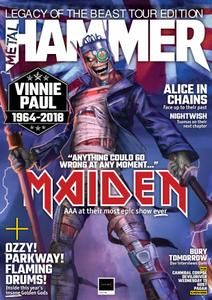 Metal Hammer UK – Summer 2018