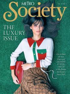 Metro Society – July 2018