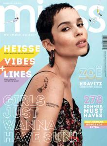 Miss – Juli-August 2018