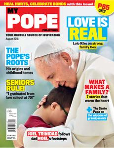 My Pope Philippines – August 2018