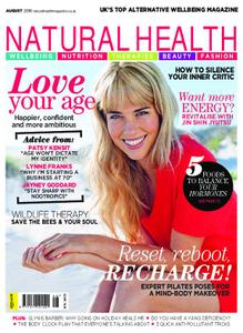 Natural Health – August 2018