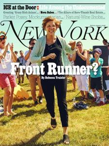 New York Magazine - July 23, 2018