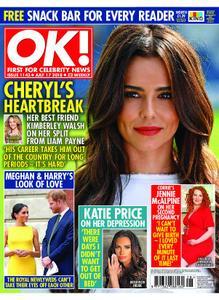 OK! Magazine UK – 16 July 2018