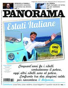 Panorama Italia - 18 luglio 2018