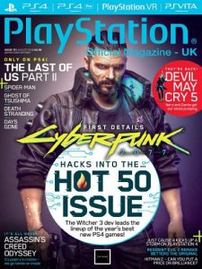 Playstation Official Magazine UK – August 2018