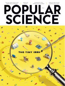 Popular Science USA - August/September 2018