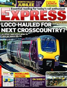 Rail Express – August 2018