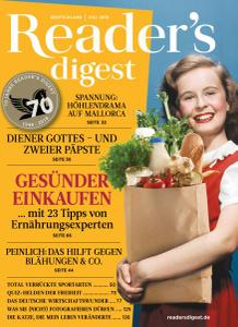 Reader's Digest Germany - Juli 2018