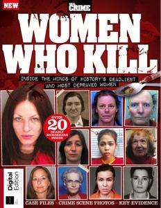 Real Crime: Women Who Kill – June 2018