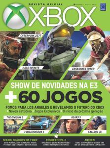 Revista Oficial do Xbox – julho 2018