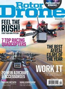 Rotor Drone - May June 2018