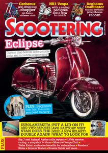 Scootering - August 2018