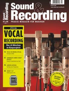 Sound & Recording - Juli 2018