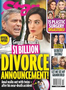 Star Magazine USA – August 06, 2018
