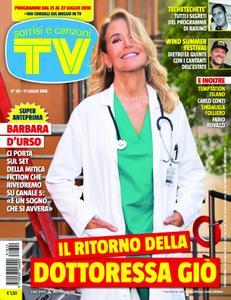 TV Sorrisi e Canzoni - 17 luglio 2018