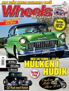 Wheels Sverige – 17 juli 2018