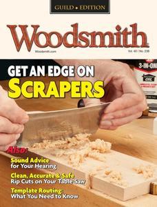 Woodsmith Magazine - August/September 2018
