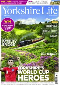 Yorkshire Life – August 2018
