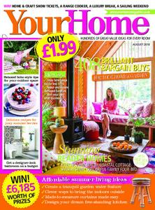 Your Home – August 2018