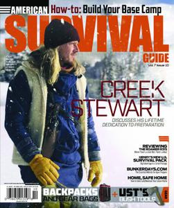 American Survival Guide – October 2018