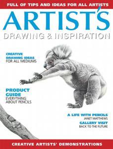 Artists Drawing & Inspiration – July 2018