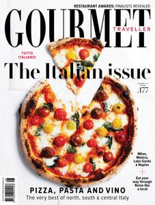 Australian Gourmet Traveller - August 2018