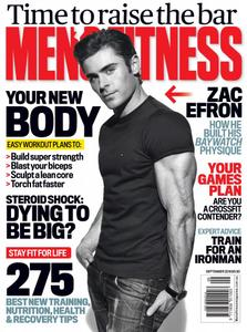 Australian Men's Fitness - September 2018