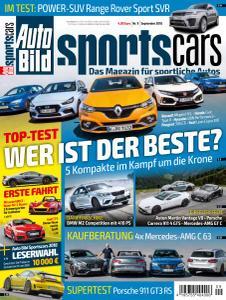 Auto Bild Sportscars – September 2018