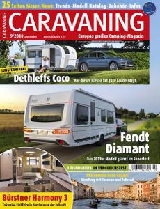 Caravaning – September 2018