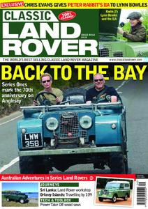 Classic Land Rover – September 2018