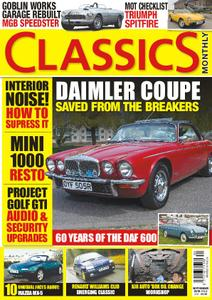 Classics Monthly – September 2018