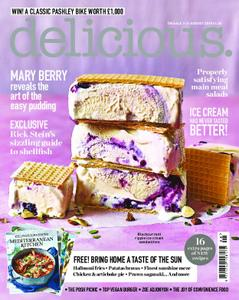 Delicious UK – August 2018