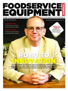 Foodservice Equipment Journal – August 2018