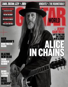 Guitar World – October 2018
