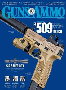 Guns Ammo – September 2018