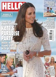 Hello! Magazine UK - 20 August 2018