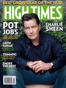 High Times - October 2018
