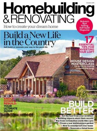 Homebuilding & Renovating - October 2018